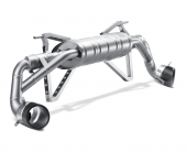 Sport exhaust system